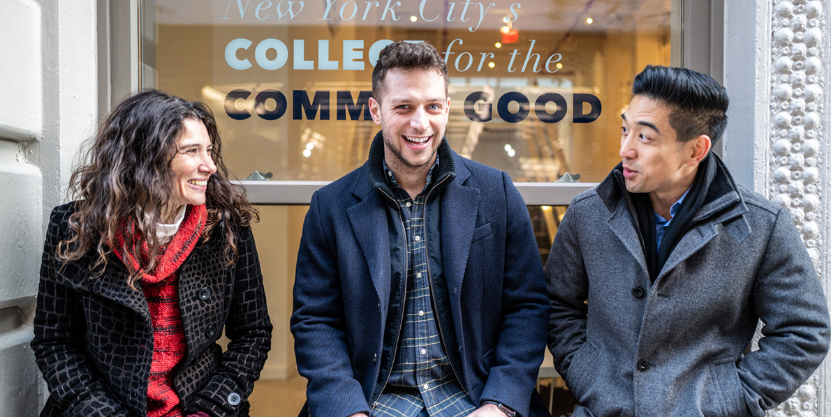 New York City's College <br>For the Common Good